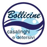 Bollicine Casalinghi e Detersivi Logo