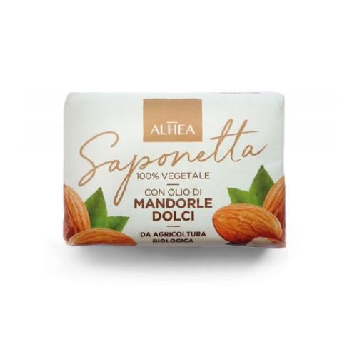 Alhea saponetta vegetale mandorle e noci - Bollicine Casalinghi Salerno