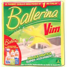 Ballerina panno 3pz-Bollicine-detersivi-salerno