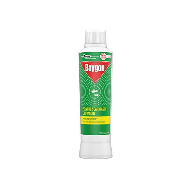 Baygon polvere scarafaggi e formiche - Bollicine Casalinghi Salerno