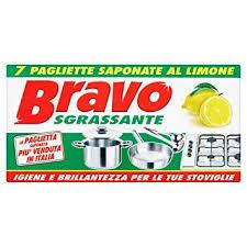 Bravo pagliette saponate 7pz-Bollicine-detersivi-salerno