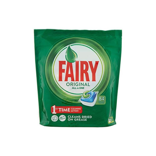 Fairy Original all in one 84 - Bollicine Casalinghi Salerno
