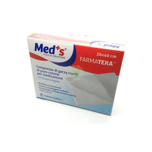 Farmatexa 36x40 compresse di garza sterilii - Bollicine Casalinghi Salerno