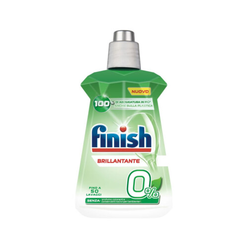 Finish Brillantante 0% - Bollicine Casalinghi Salerno