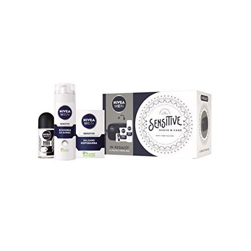 Nivea men sensitive travel bag - Bollicine Casalinghi Salerno