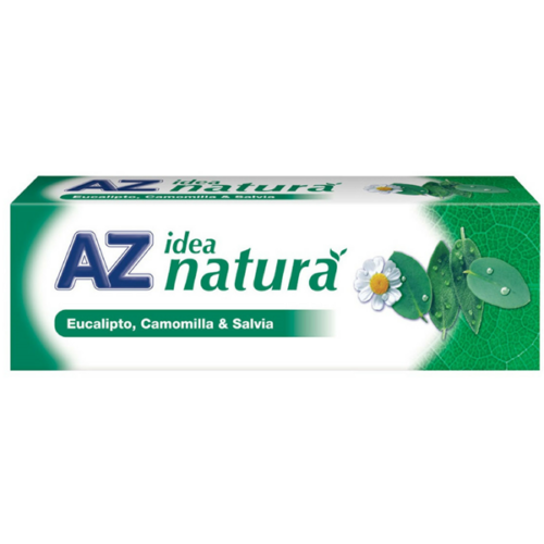 AZ idea natura 75ml-bollicine.salerno-dentifricio