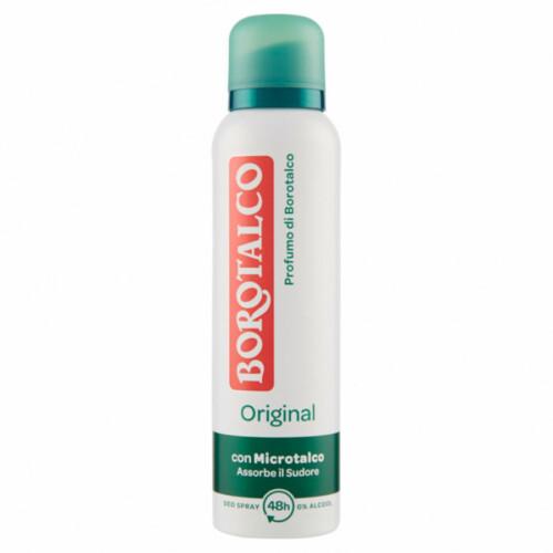 Borotalco deo spray original-bollicine-deodorante-detersivi