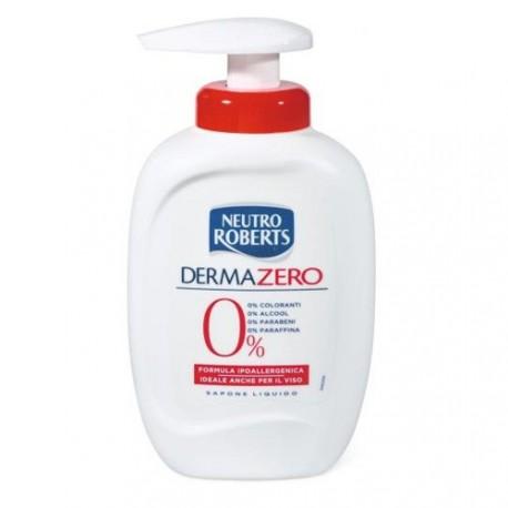 Neutro Roberts sapone liquido dermazero 300ml-detersivo-salerno-bollicine