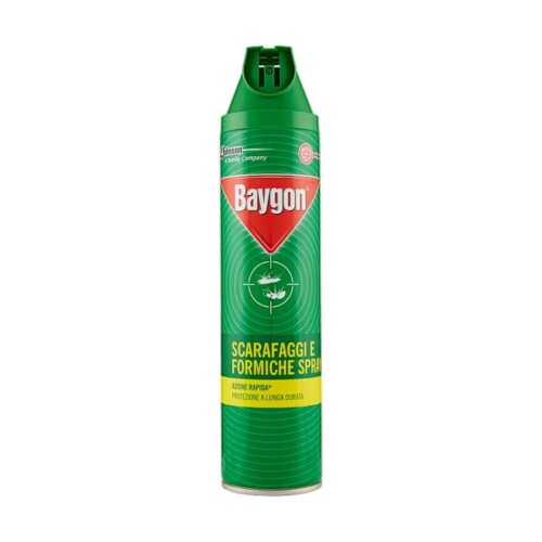 Baygon scarafaggi e formiche 400ml spray